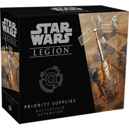 Priority Supplies Battlefield Expansion