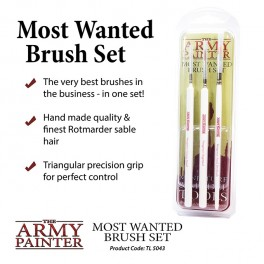 MOST WANTED BRUSH SET 2019
