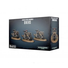 Chaos Space Marines Chaos Bikers