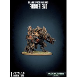 Chaos Space Marines Forgefiend/Maulerfiend