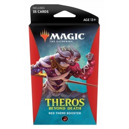 Theros Beyond Death: Red Theme Booster
