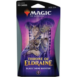 Throne of Eldraine: Black Theme Booster