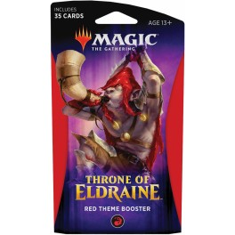Throne of Eldraine: Red Theme Booster