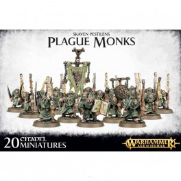 Plague Monks - Skaven