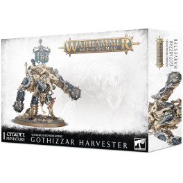 Gothizzar Harvester - Ossiarch Bonereapers