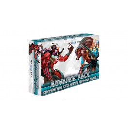 Operation Wildfire Advance Pack - Convention Exclusive Pre-release