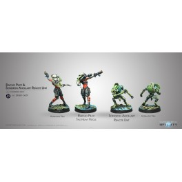 Combined Army Tag Pilot Set