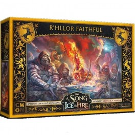 A SONG OF ICE & FIRE - R'hllor Faithful