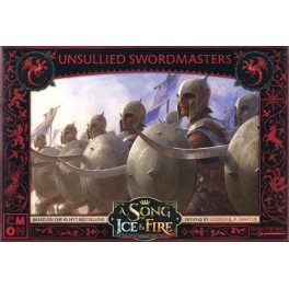 A SONG OF ICE & FIRE - Unsullied Swordsmasters
