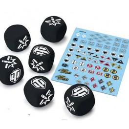 World of Tanks: Tank Ace Dice and Decals