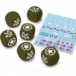 World of Tanks: U.S.A. Dice and Decals