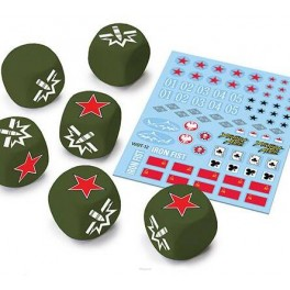 World of Tanks: U.S.S.R. Dice and Decals