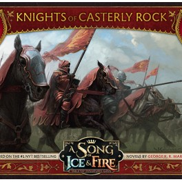 A SONG OF ICE & FIRE - Knights of Casterly Rock
