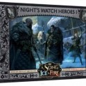 A SONG OF ICE & FIRE - Nights Watch Heroes 1
