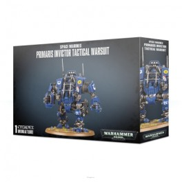 Space Marines Invictor Tactical Warsuit