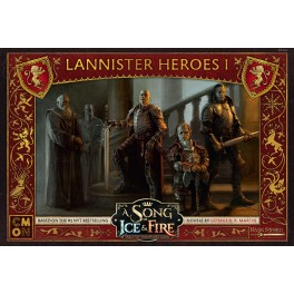 A SONG OF ICE & FIRE - Lannister Heroes 1 PL