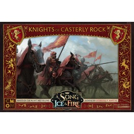 A SONG OF ICE & FIRE - Lannister Knights of Casterly Rock PL