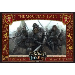 A SONG OF ICE & FIRE - Lannister The Mountains Men PL