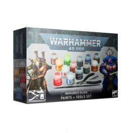 Warhammer 40.000 Paints And Tools