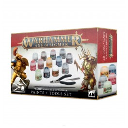 WH: AOS Paints and Tools Set